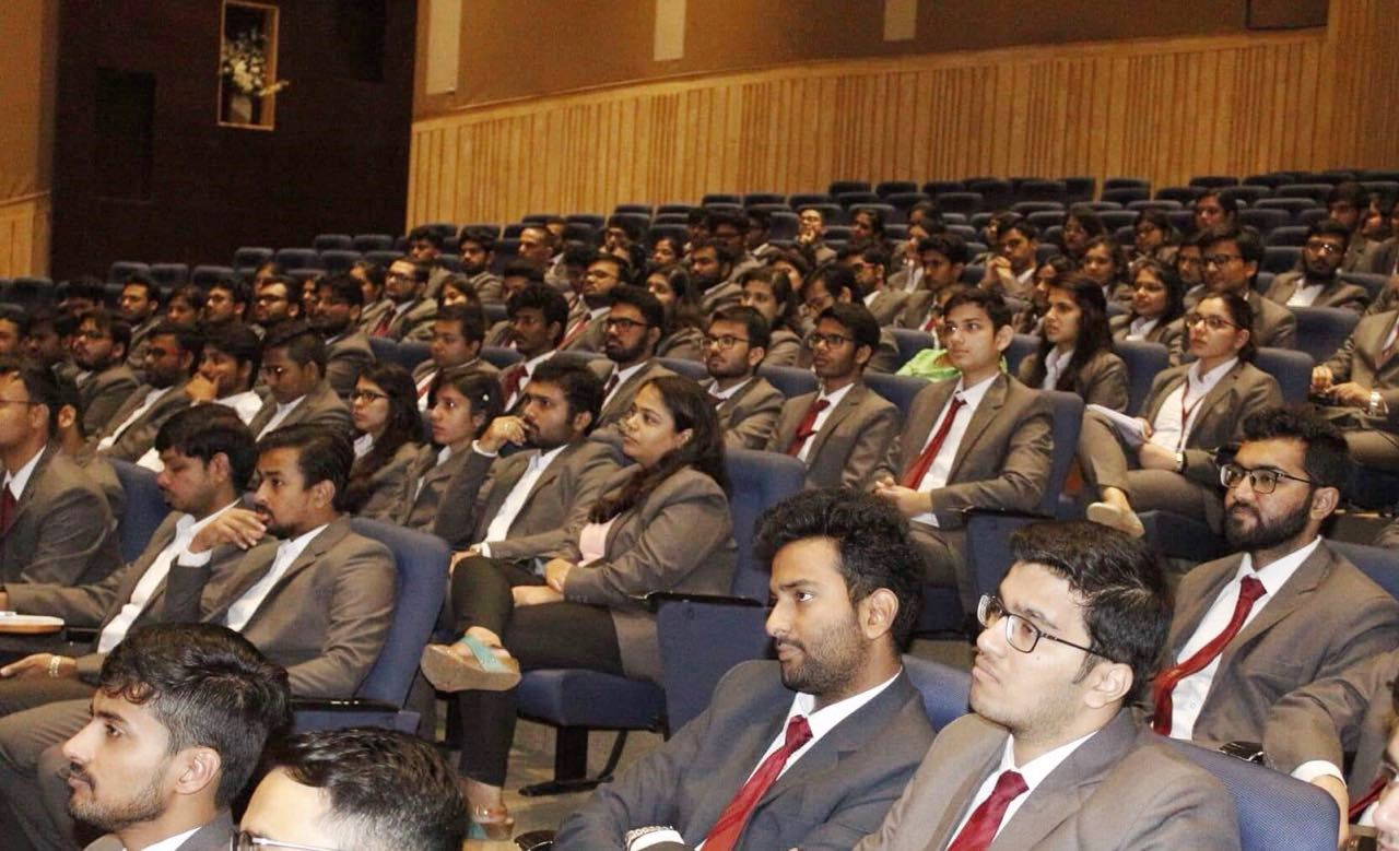 Guest Lecture by CRISIL