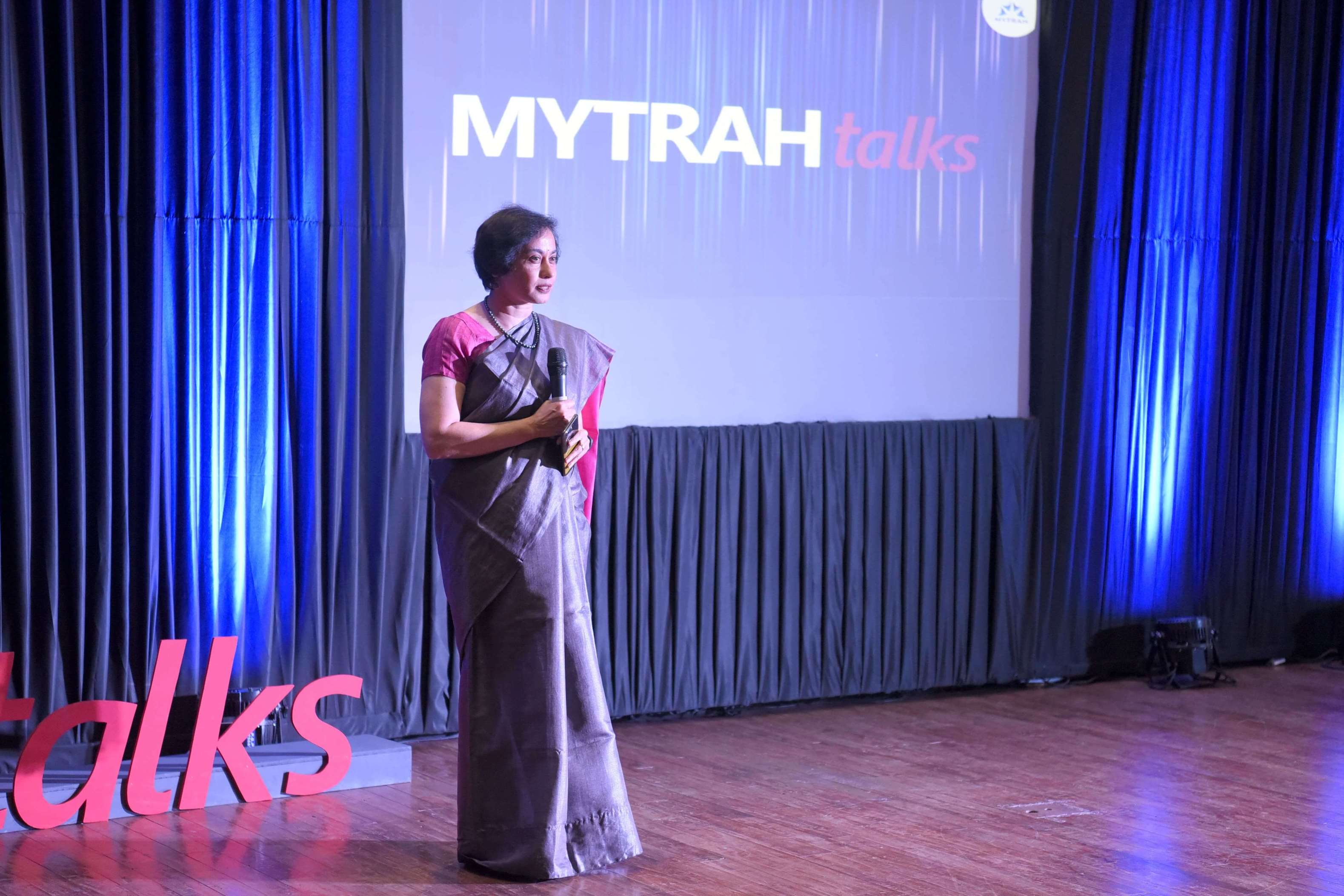 Mytrah Talks- Mr Sonam Wanchuk at SIIB